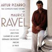 pizarro_ravel cd cover