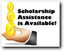 Full & Partial Scholarships Available